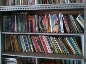 Koleksi novel di GongsongO