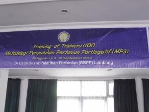 Pembukaan TOT MP3 2013