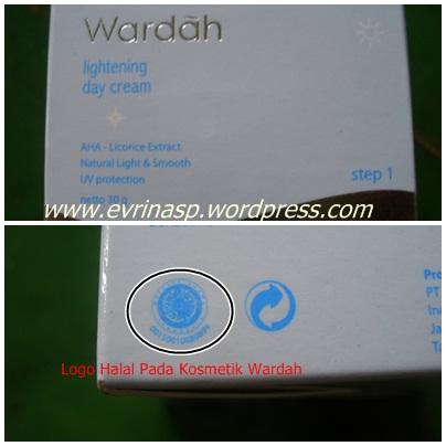 Label Halal Pada Kosmetik Halal Wardah