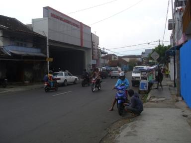 Suasana di Tarogong Garut