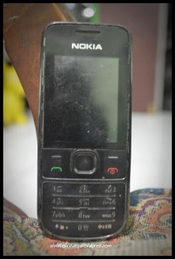 Nokia, saya lupa tipe berapa