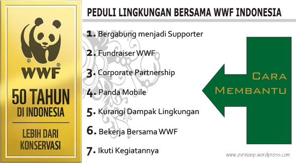 Ayo bergabung bersama WWF Indonesia