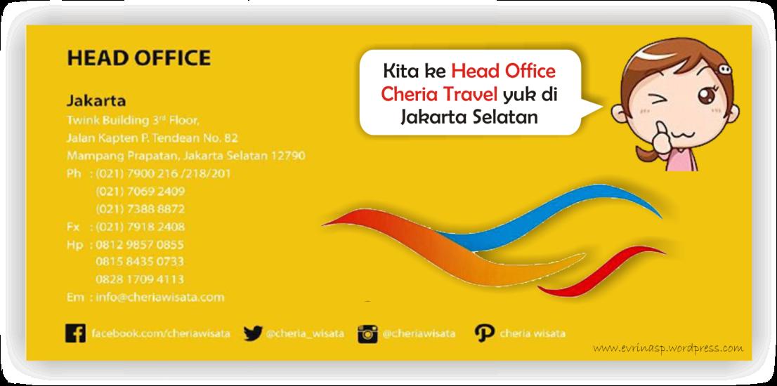 Head Office Cheria Travel