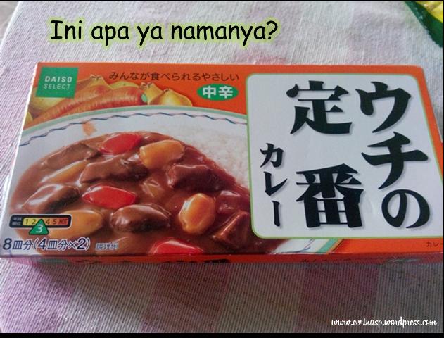 ini apa yah? huruf kanji semua