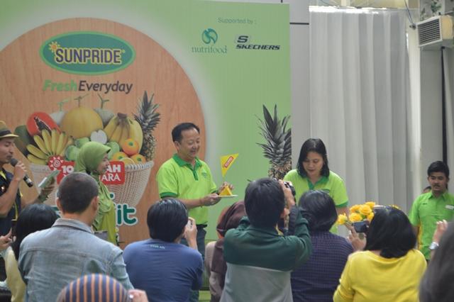 Fruit Summit 2015